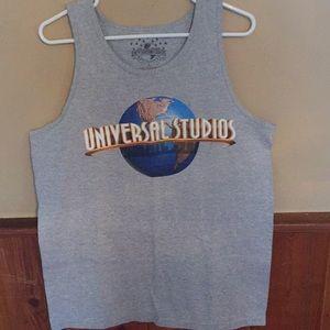 4a5f2a381207b Universal Studios Tank Top